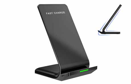 Qi Fast Wireless Charging Pad Stand